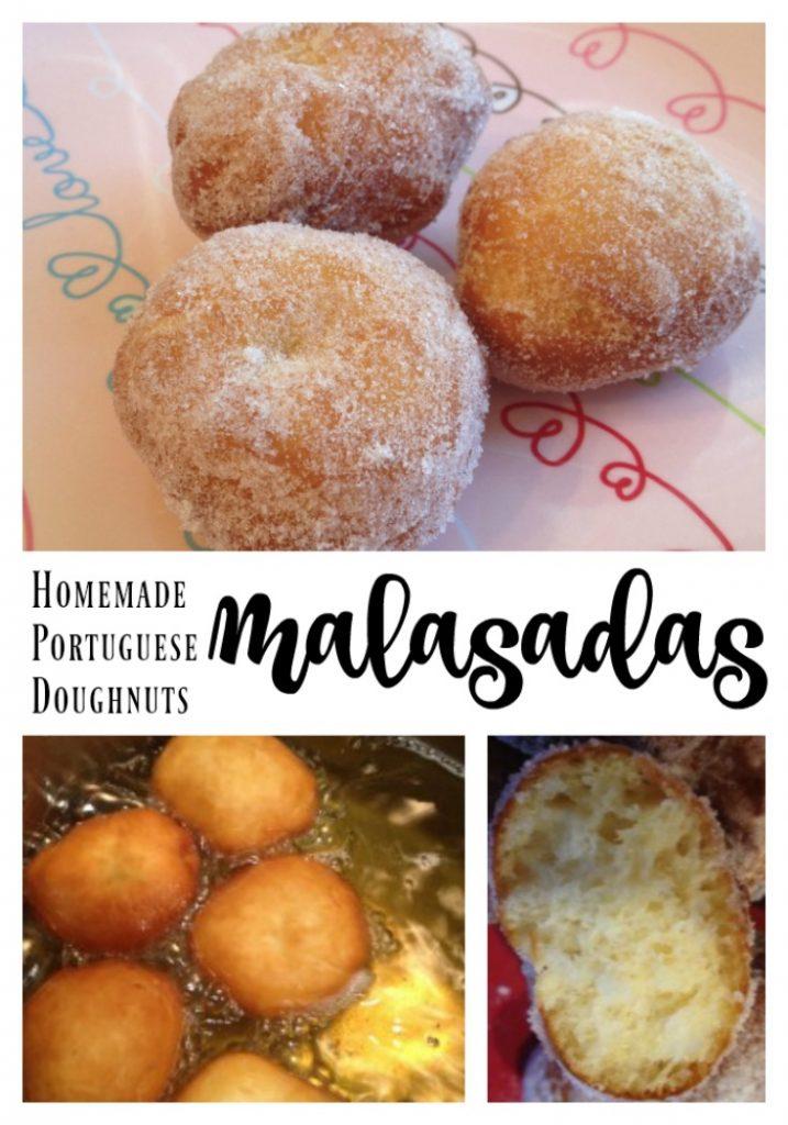 Homemade Portuguese doughnuts- Malasadas