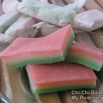 Girl's Day (Hina-matsuri) & Chi Chi Dango Recipe