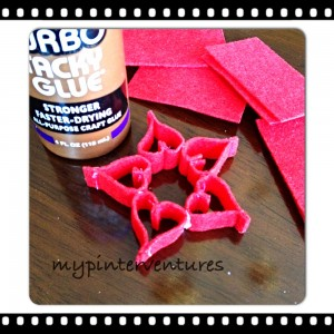 Craftsy Heart Ornament