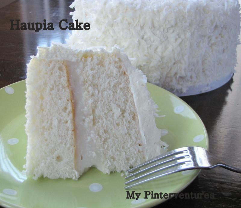 Chocolate Haupia Cake Recipe