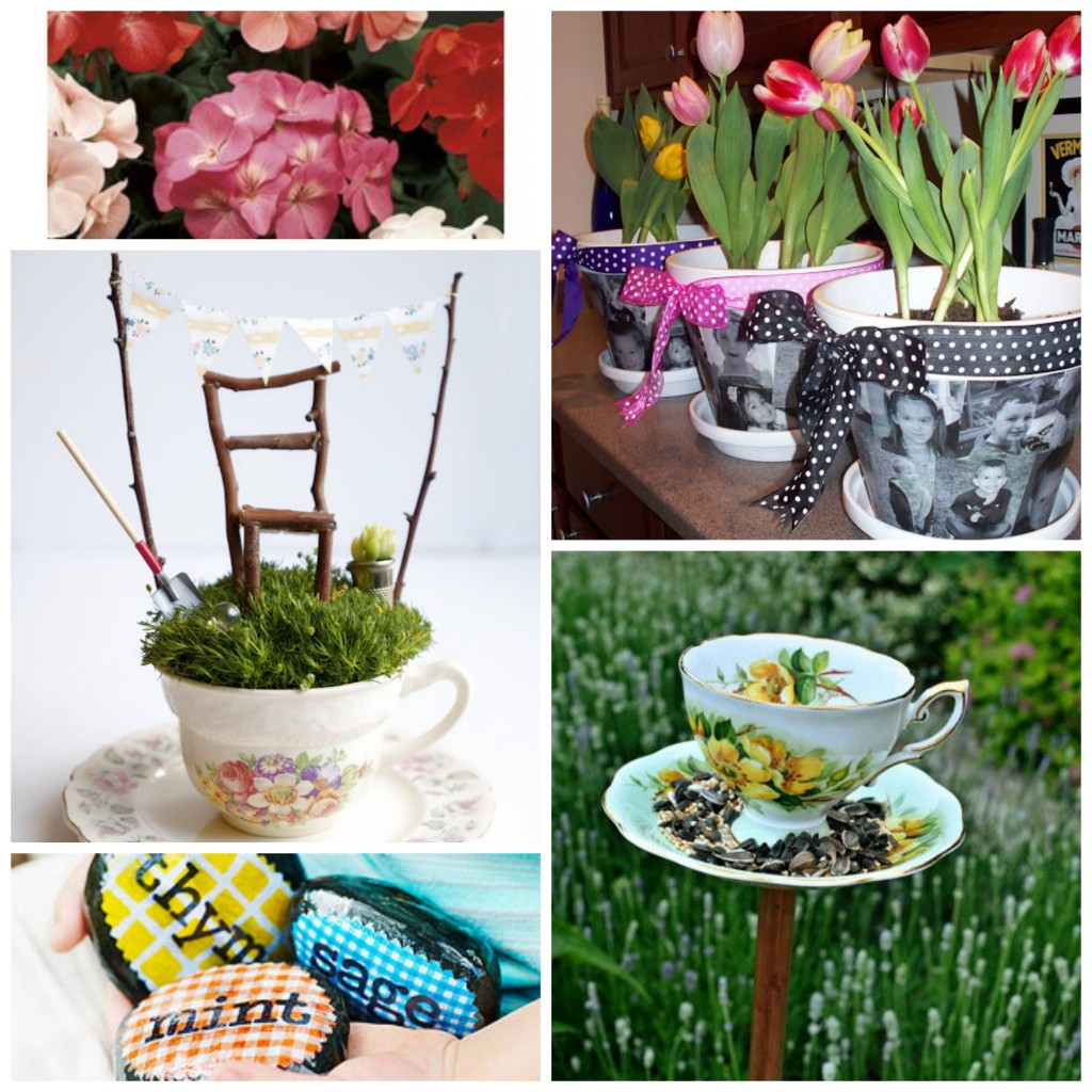 Gardening Mom Gift Ideas