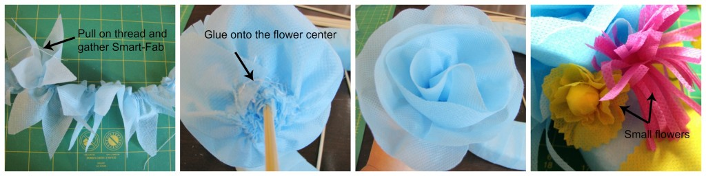 Making Flowers