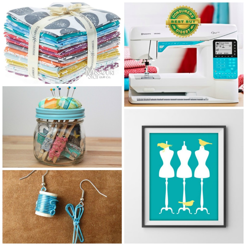 Sewing Mom Gift Ideas