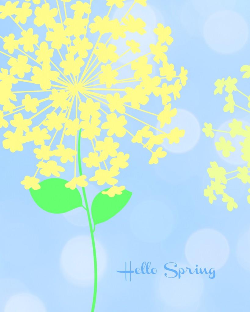 PB Inspired Spring Printable