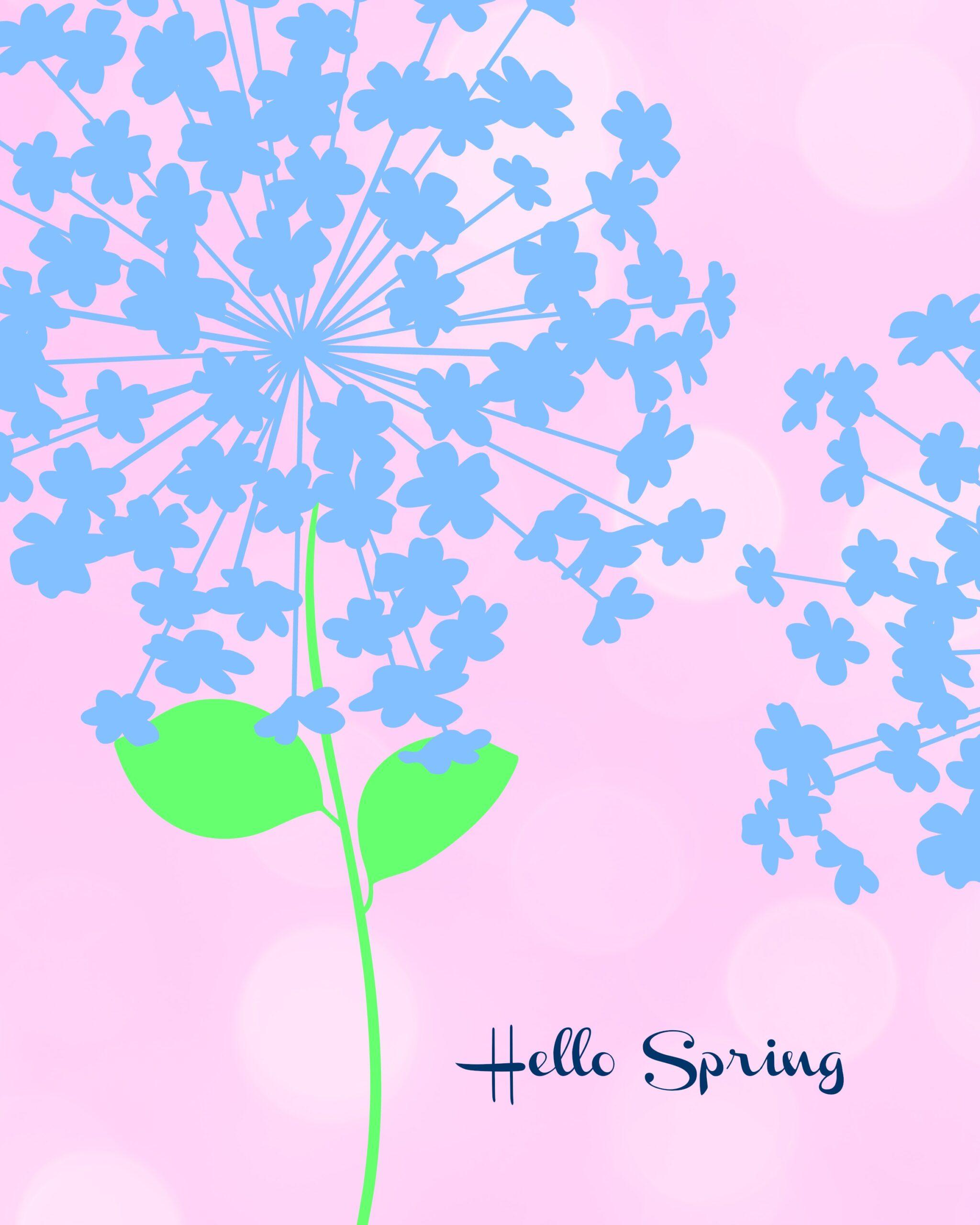 PB Inspired Spring Printables