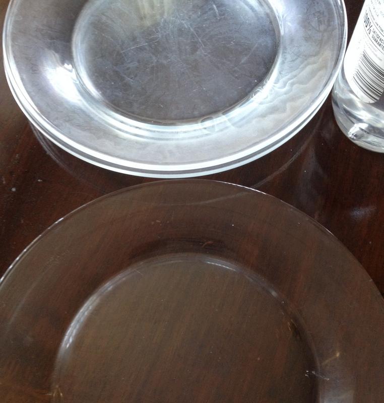 diy painted kitchen plates. Black Bedroom Furniture Sets. Home Design Ideas