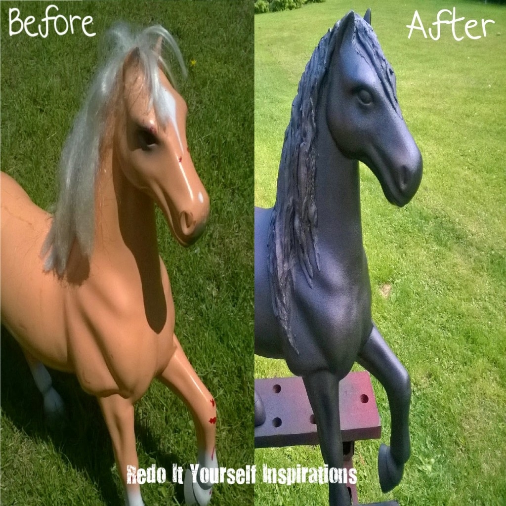 redoityourselfinspirations horse redo