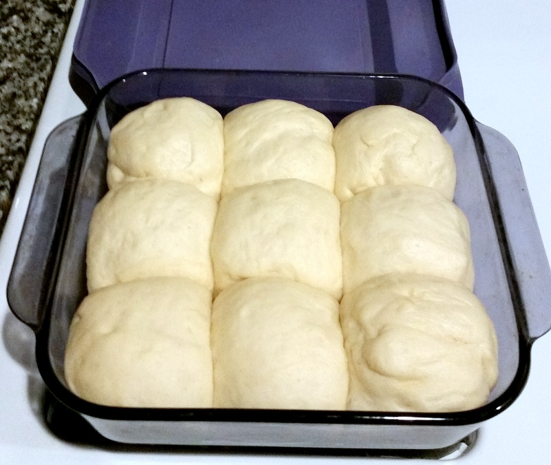 Easy Hawaiian Rolls #2 Dough