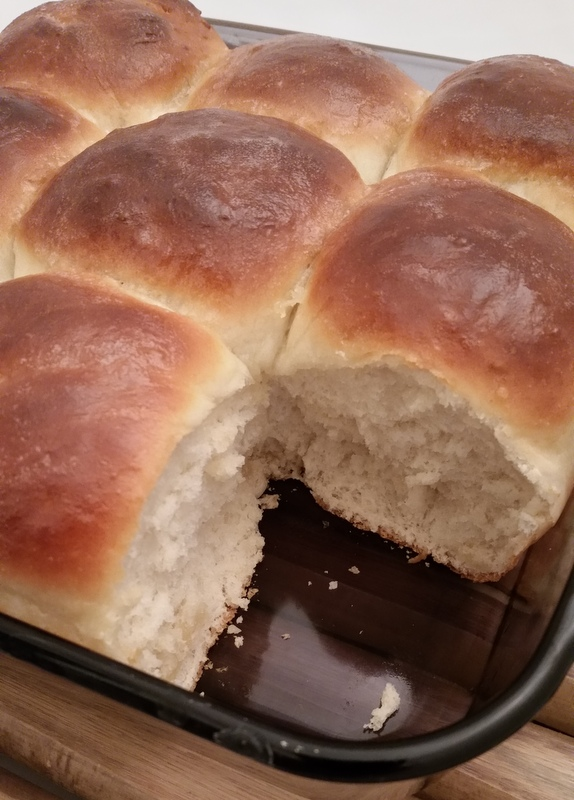 Easy Hawaiian Rolls #2