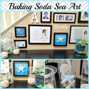 Baking Soda Sea Art Entry