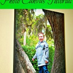 Photo canvas 10