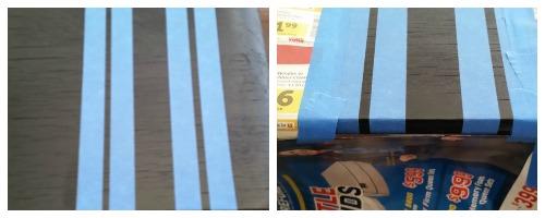 tape stool
