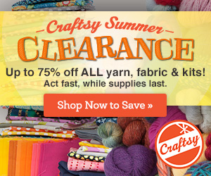 Craftsy-summer-clearance-sale