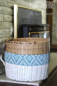 Dipped Basket 3