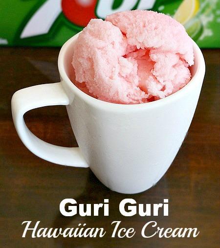 Guri Guri - Hawiian Ice Cream