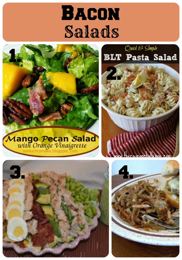 Bacon Salads