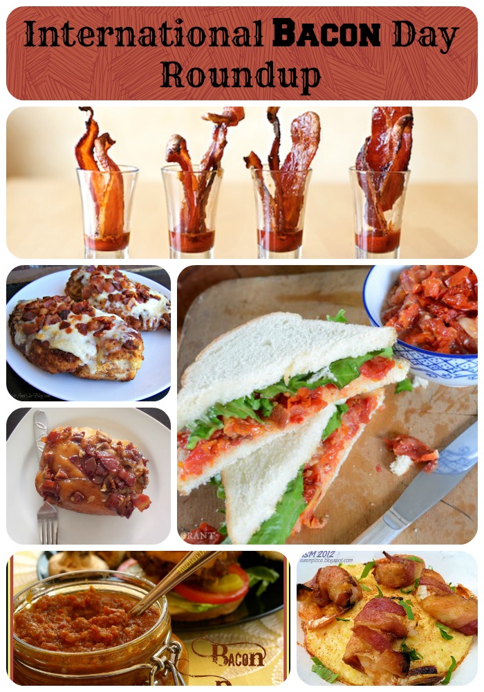 International Bacon Day Recipe Celebration 2014