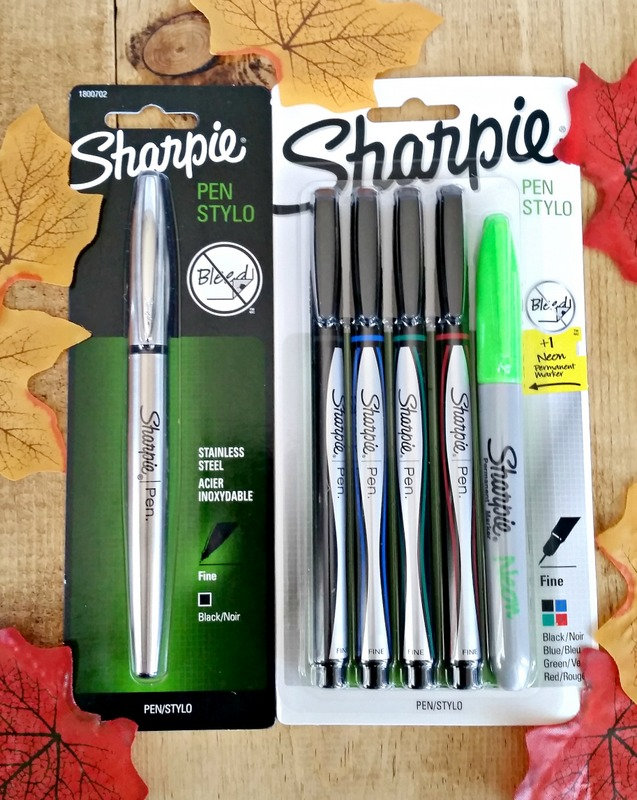 Two Sharpie Pens