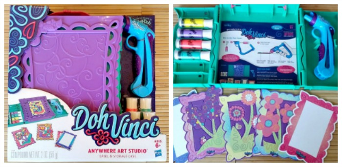Doh Vinci Art Studio Kit