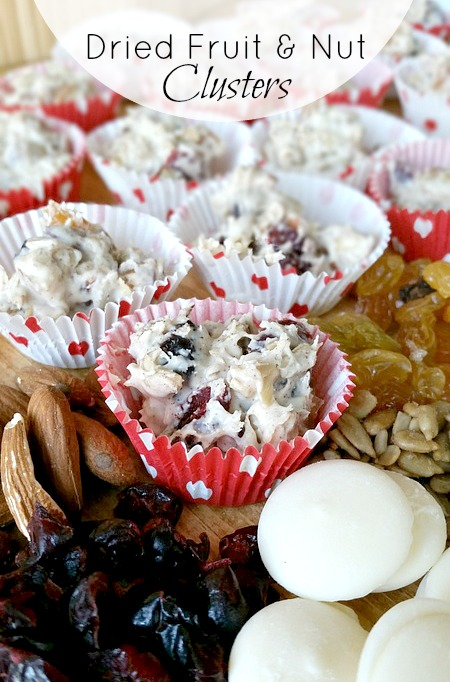 Dried Fruit & Nut Clusters