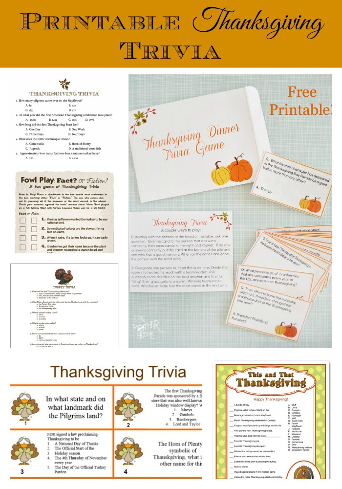 picture about Printable Thanksgiving Activity called 20 Printable Thanksgiving Online games My Pinterventures