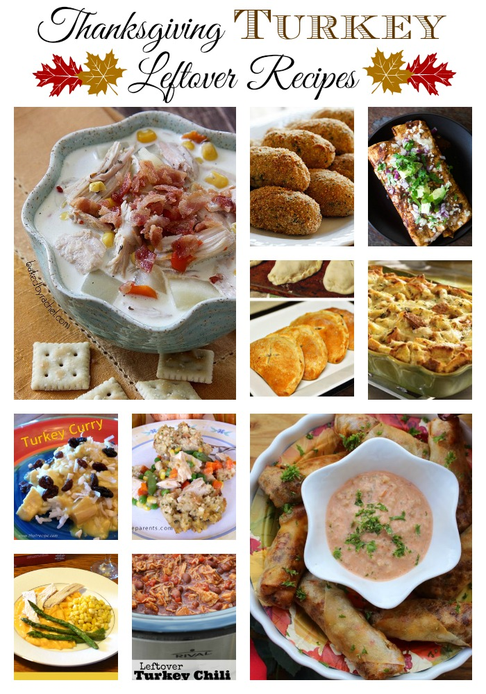 Thanksgiving-Turkey-Leftover-Recipes