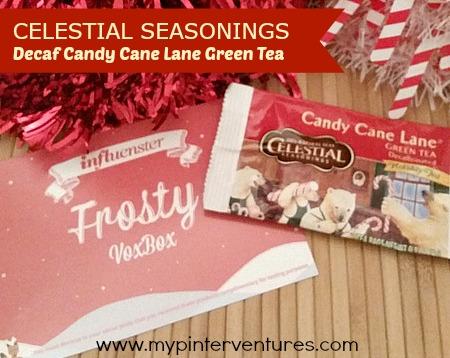 Celestial-seasonings-candy-cane-lane-green-tea-#CelestialTea