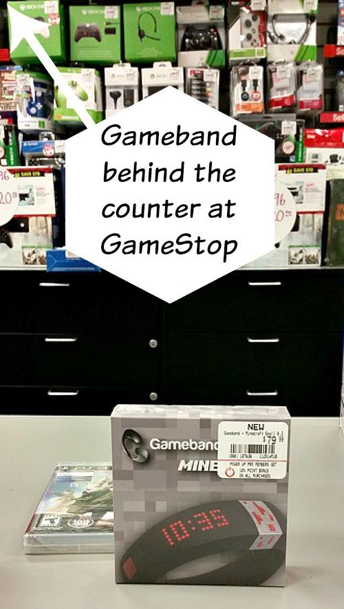 Gameband-GameStop