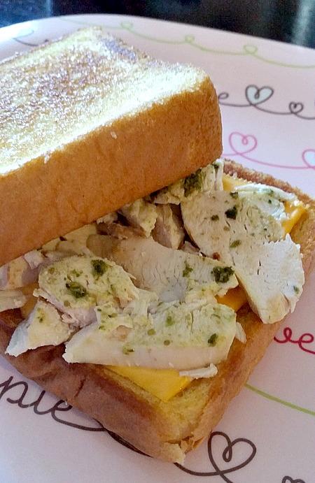 Grilled-Pesto-Chicken-Sandwich