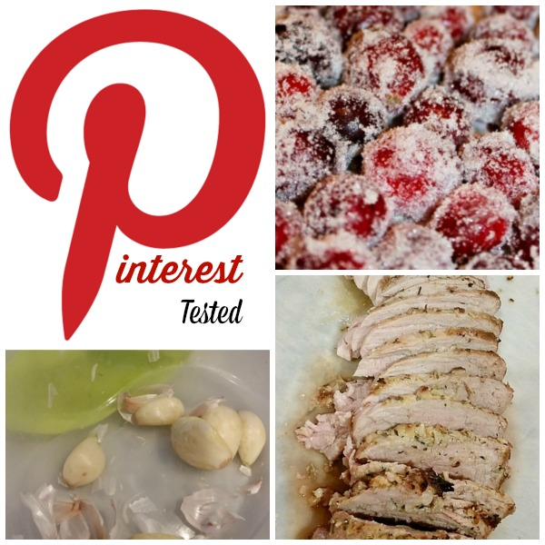 Pinterest Tested January Week 2
