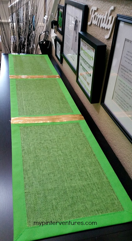 St.-Patrick's-Day-Dollar-Store-Table-runner