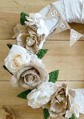 glue-down-burlap-flowers-moss
