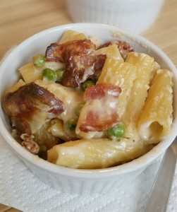 Bacon & Smoked Gouda Mac-n-Cheese