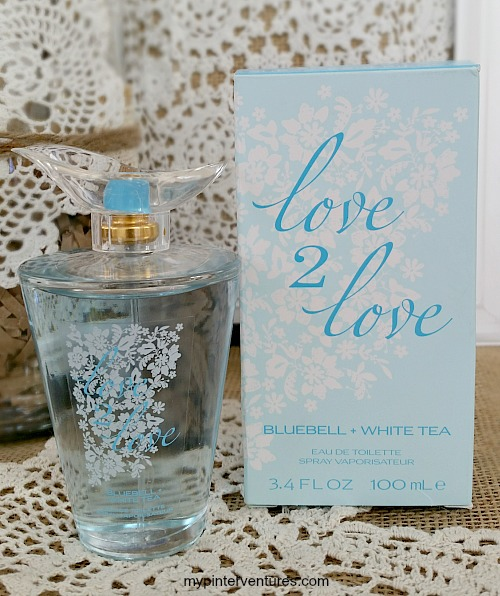 Coty Love2Love Bluebell #L2LMom