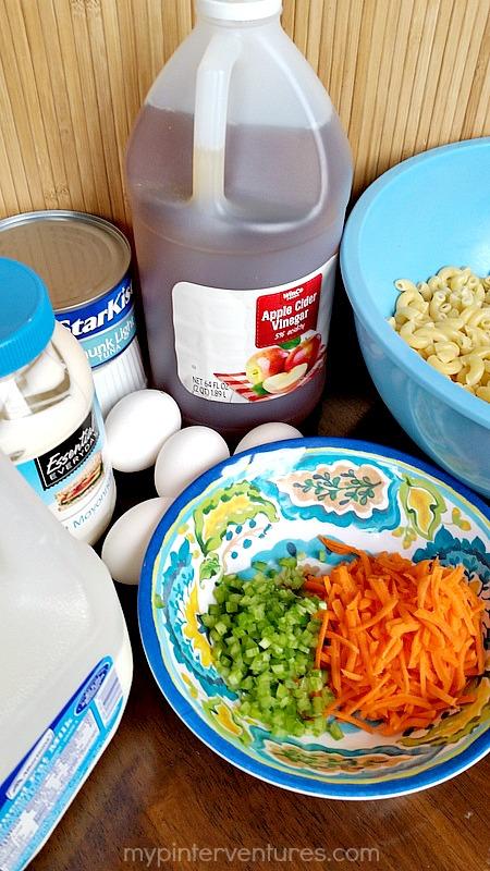 Hawaiian Tuna Macaroni Salad Recipes