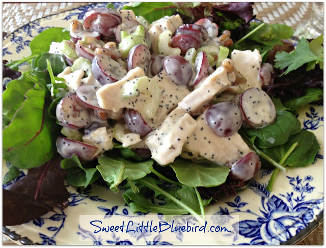 Sonoma Chicken Salad 2