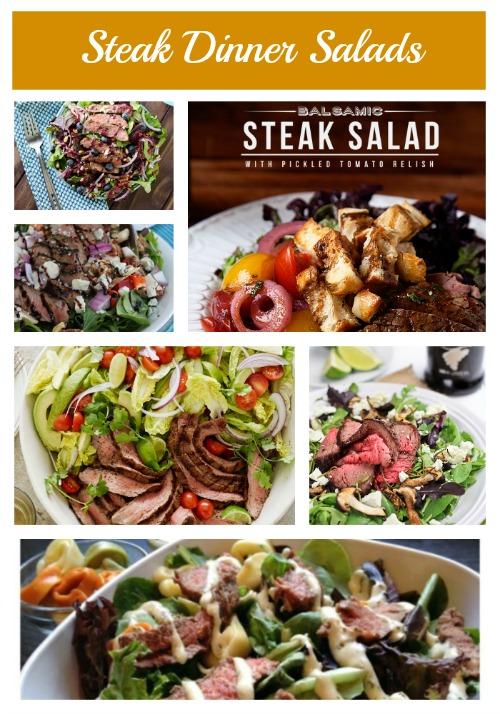 Leftover Roast Beef Salad With Shiitake Mushrooms And Soft ...