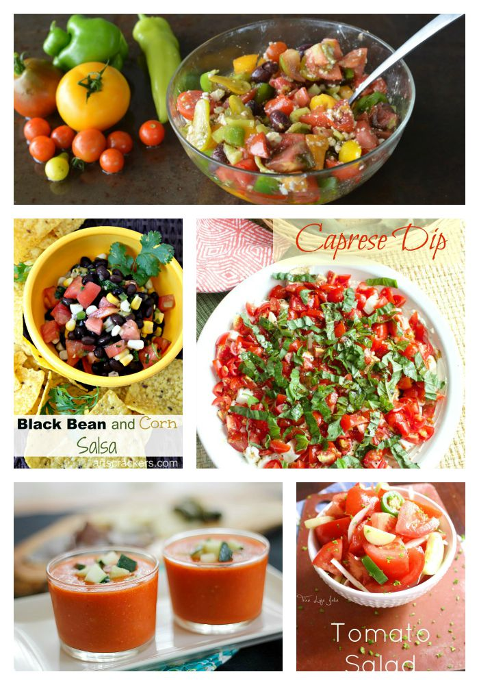 No Cook Tomato Recipes