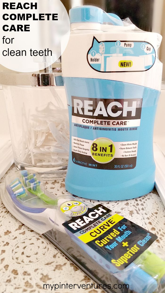 Reach Complete Care for Clean Teeth