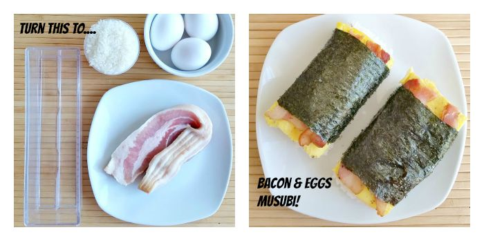 how to make spam musubi without seaweed
