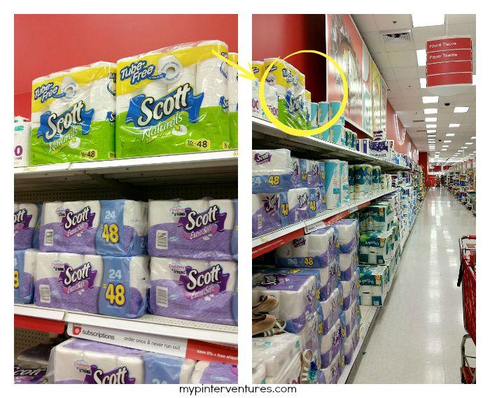 #ScottTubeFree at Target