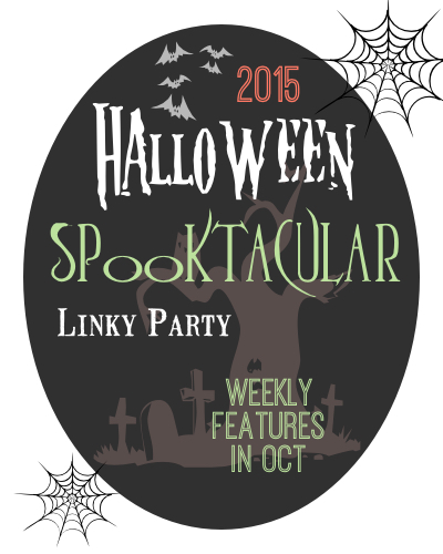 Halloween Spooktacular Linky Party
