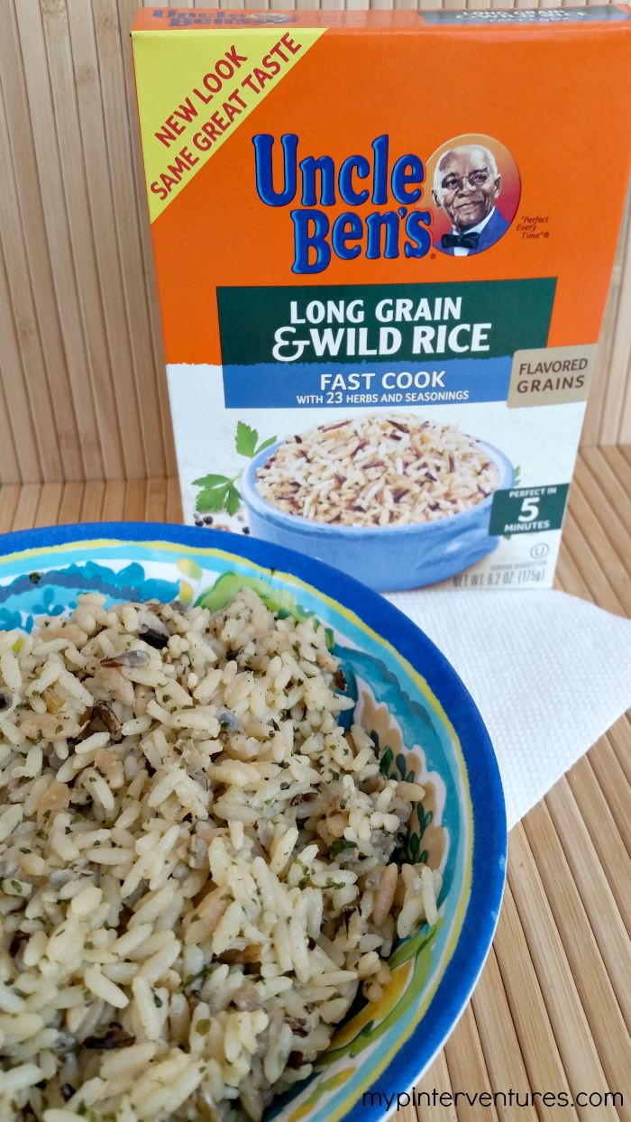 Uncle Ben's Long Grain Wild Rice