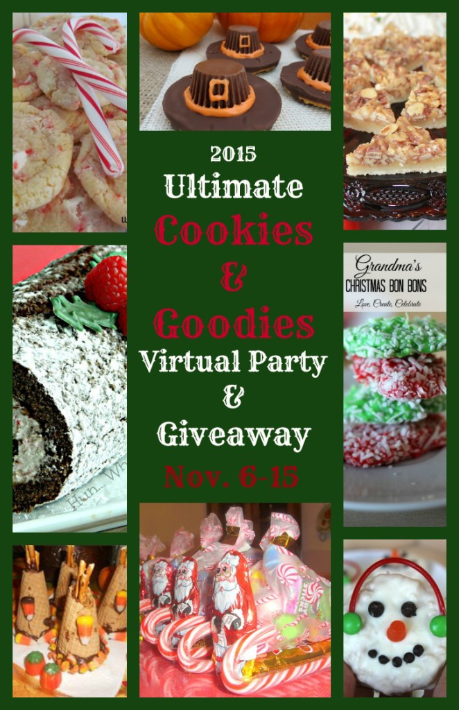 2015 Ultimate Cookies & Goodies Virtual Party