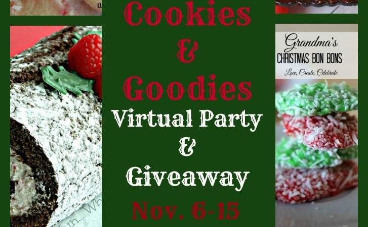 2015 Ultimate Cookies & Goodies Party – $220 Giveaway