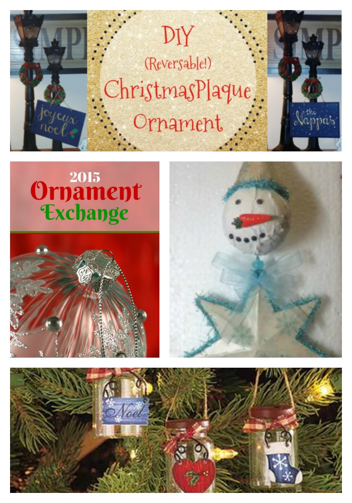 2015 Ornament Exchange Day 7
