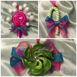 Super Sweet Candy Ornaments