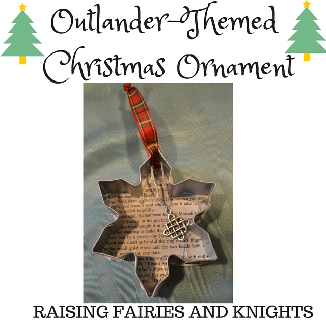 Outlander Themed Ornament