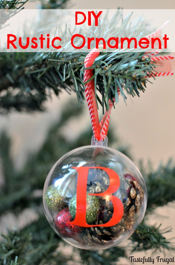Rustic Ornament