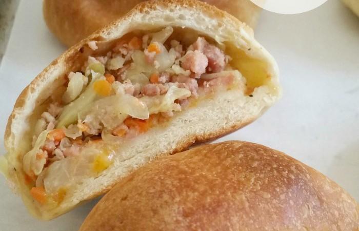 Sausage Bierocks Recipe